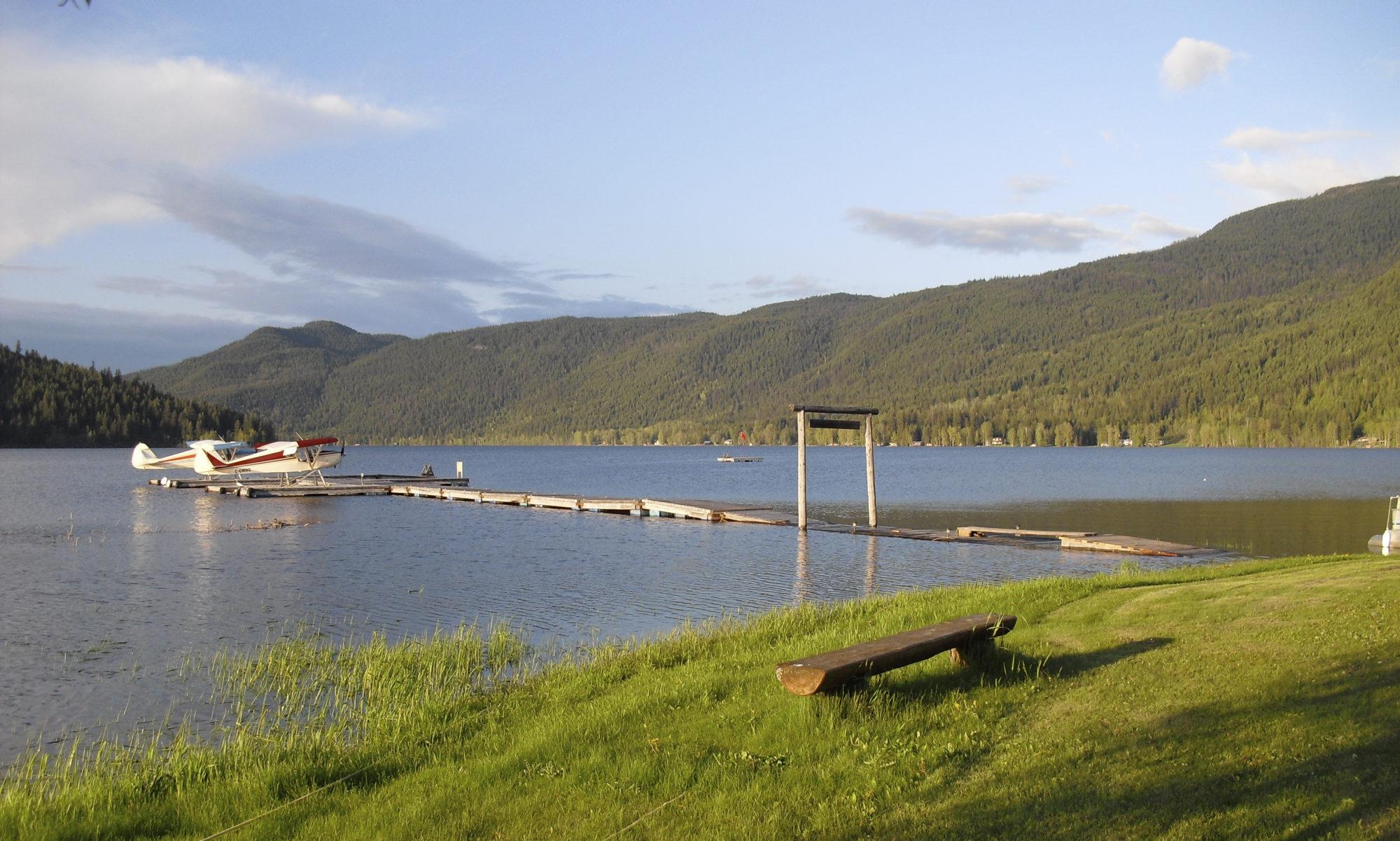 Canim Lake Resort